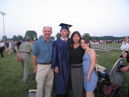 The Graduate and Family